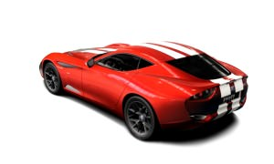 2012 AC 378GT by ZAGATO Animated Visualizer 48