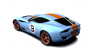 2012 AC 378GT by ZAGATO Animated Visualizer 49