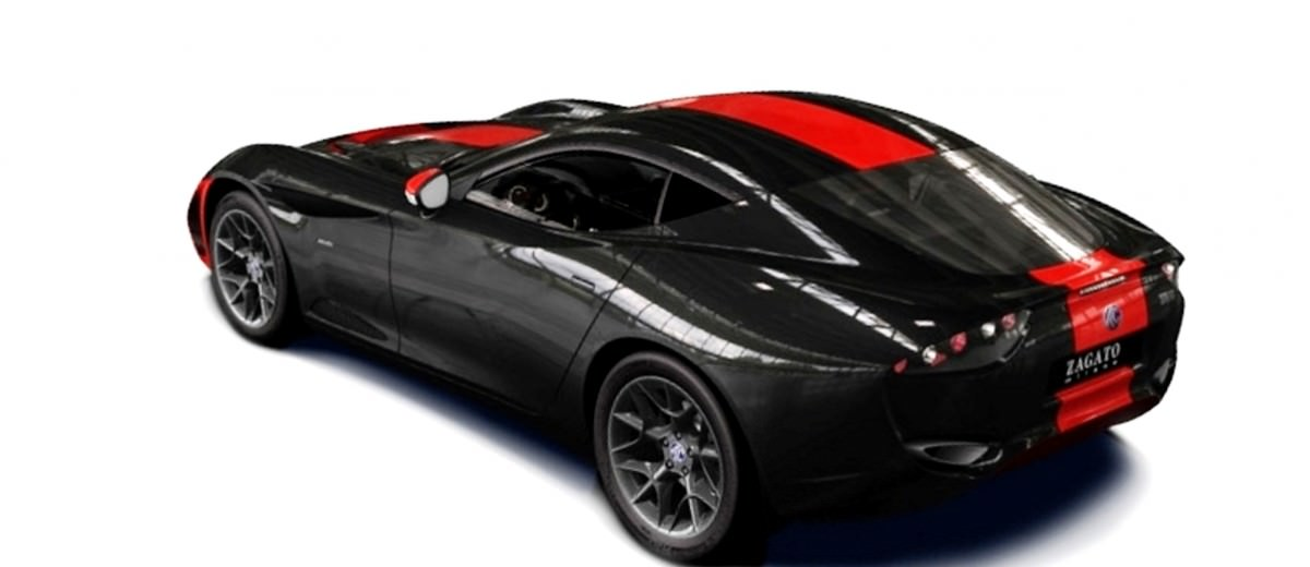 2012 AC 378GT by ZAGATO Animated Visualizer 50