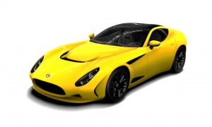 2012 AC 378GT by ZAGATO Animated Visualizer 6