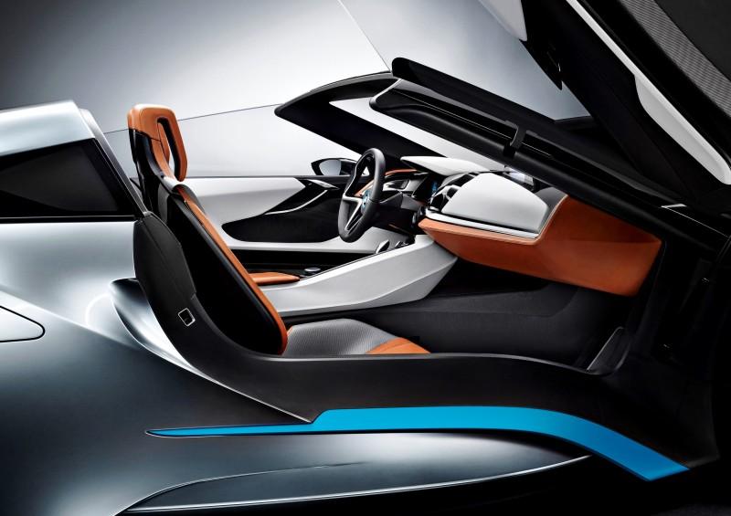 2012 BMW i8 Concept Spyder 10