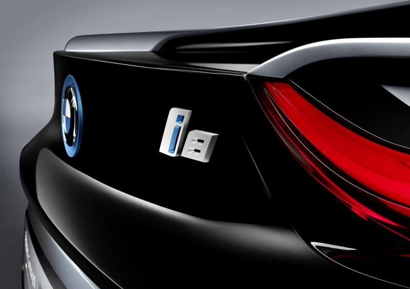 2012 BMW i8 Concept Spyder 13