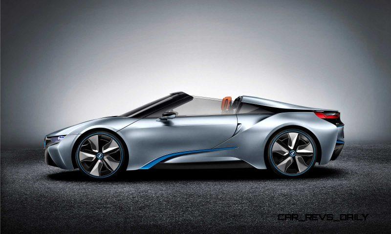 2012 BMW i8 Concept Spyder 21