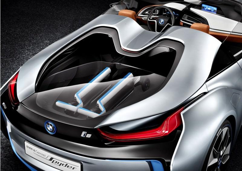 2012 BMW i8 Concept Spyder 27