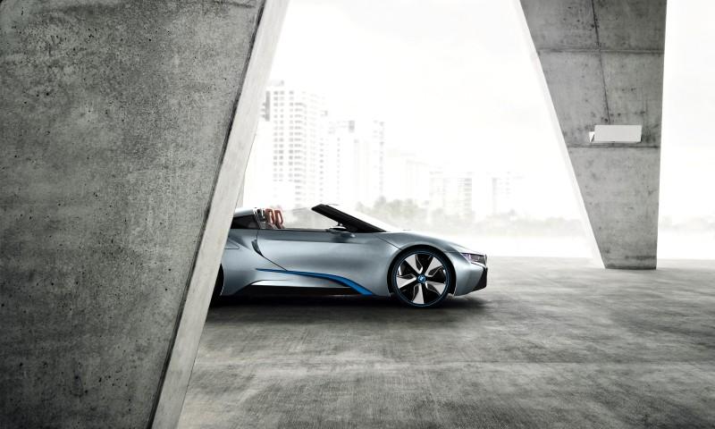 2012 BMW i8 Concept Spyder 33