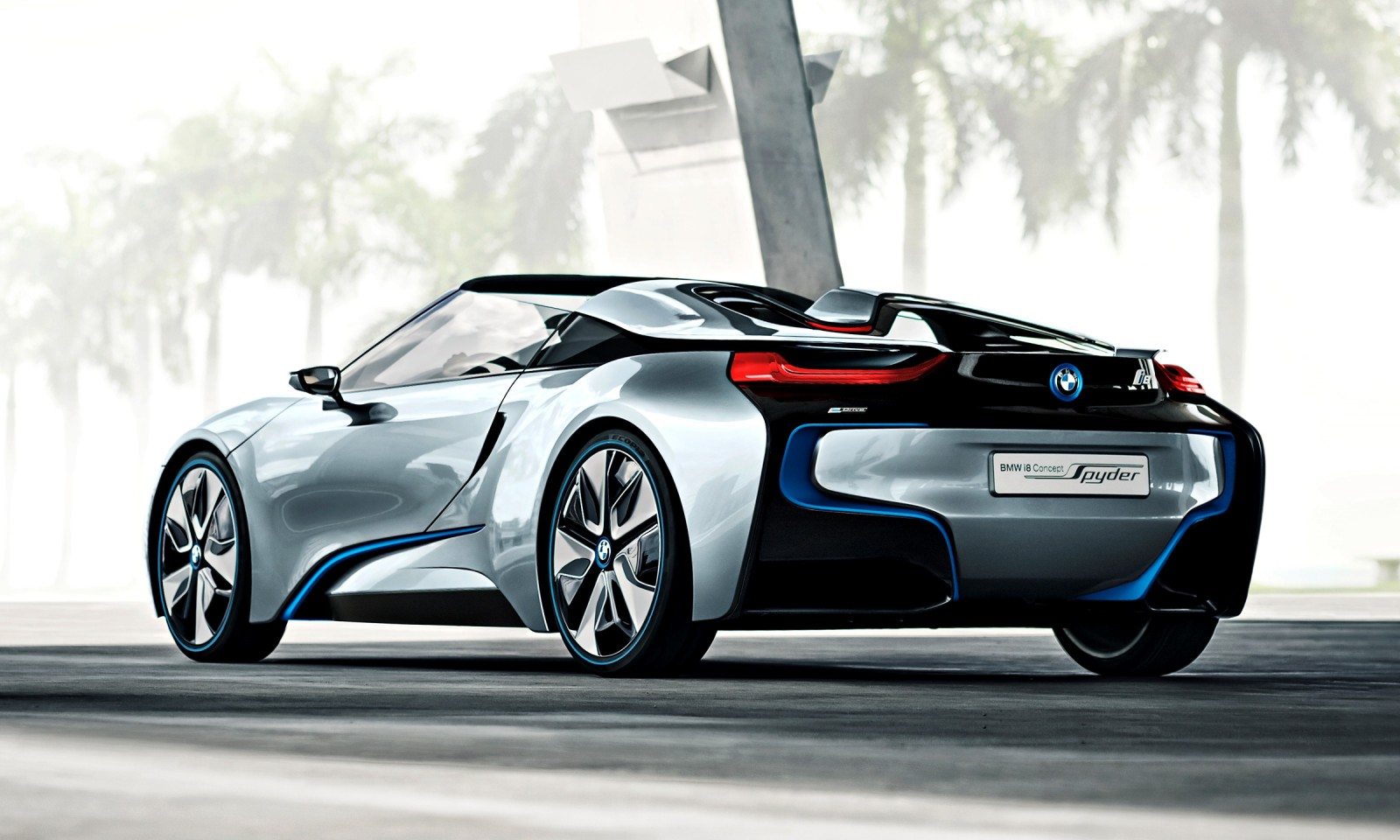 2012 BMW i8 Concept Spyder 39