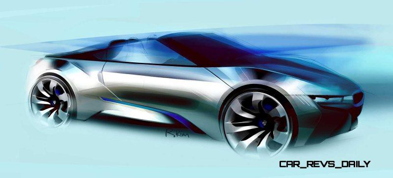 2012 BMW i8 Concept Spyder 43
