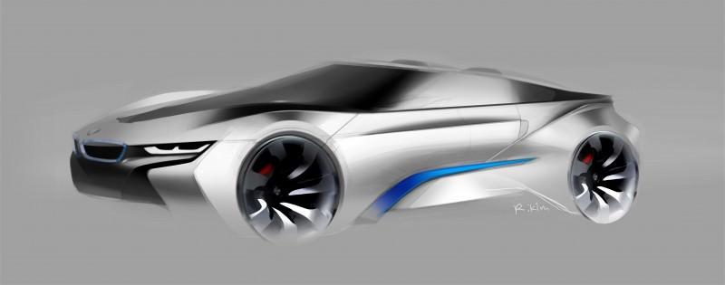 2012 BMW i8 Concept Spyder 44