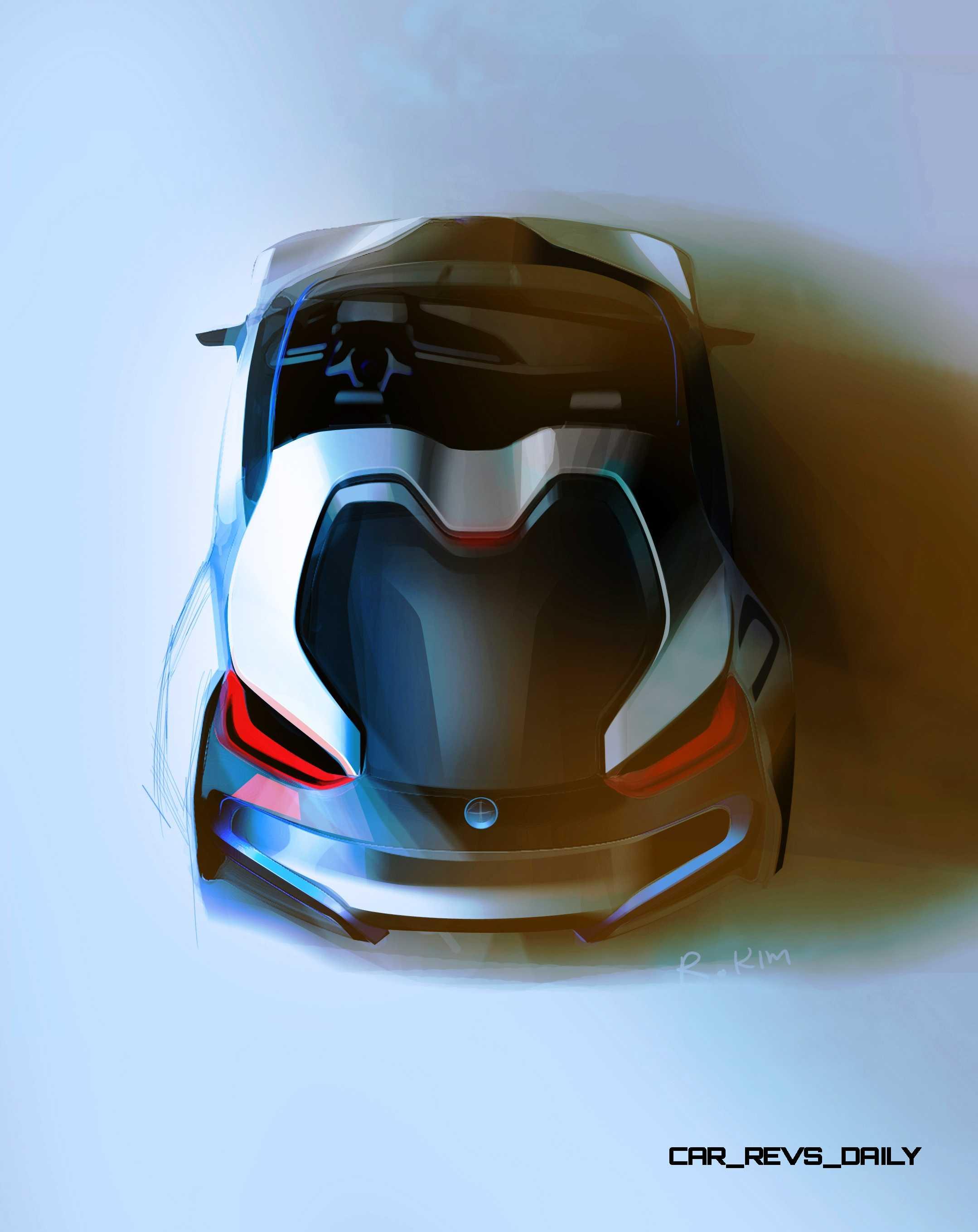 2012 Bmw I8 Concept Spyder 48