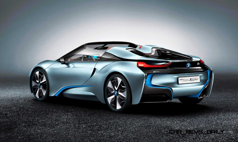 2012 BMW i8 Concept Spyder 9