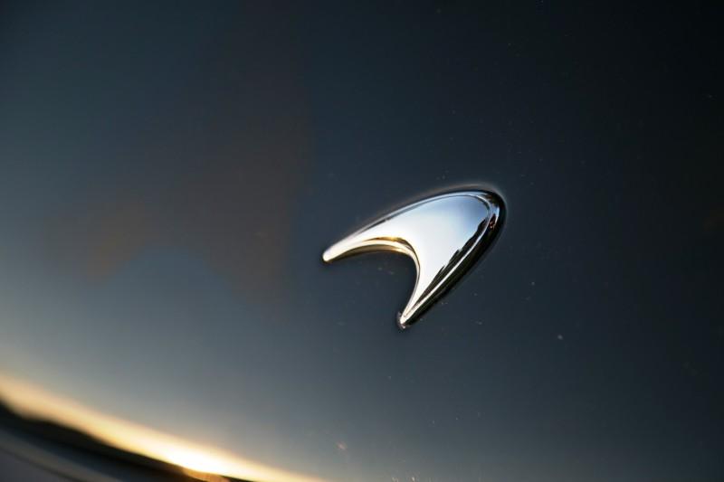 2012 McLaren X-1 1