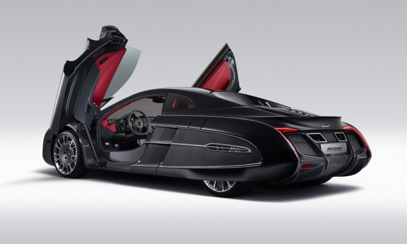 2012 McLaren X-1 25