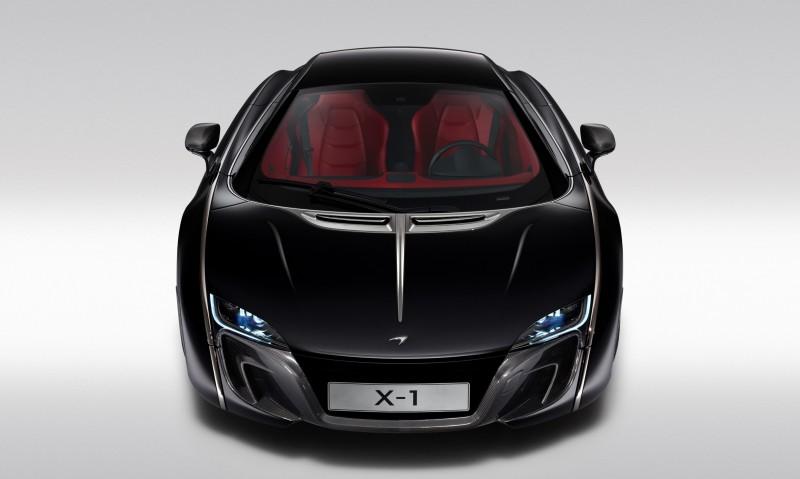 2012 McLaren X-1 26