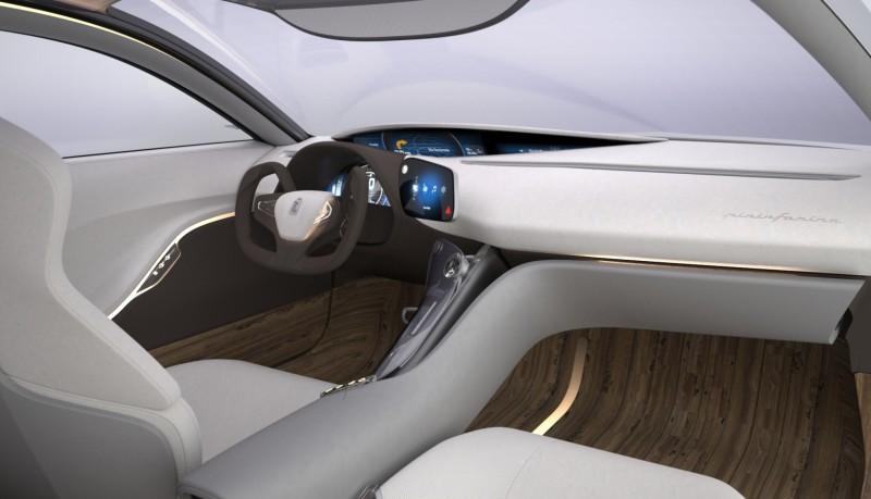 2012 Pininfarina Cambiano 1