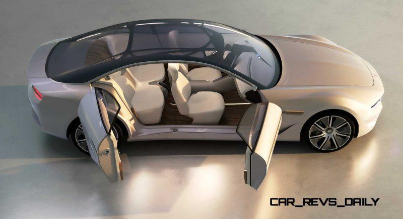 2012 Pininfarina Cambiano 12
