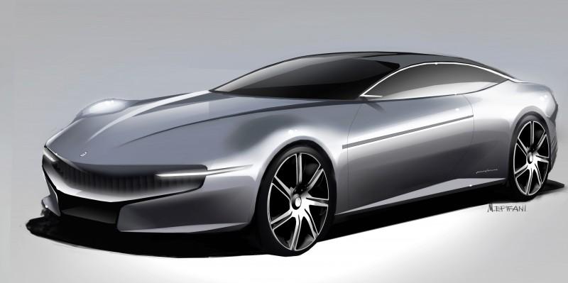 2012 Pininfarina Cambiano 3