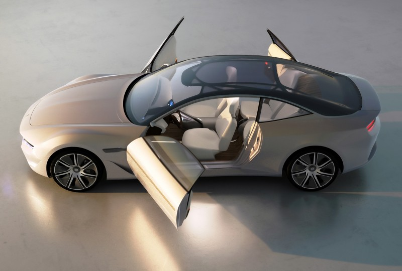 2012 Pininfarina Cambiano 45