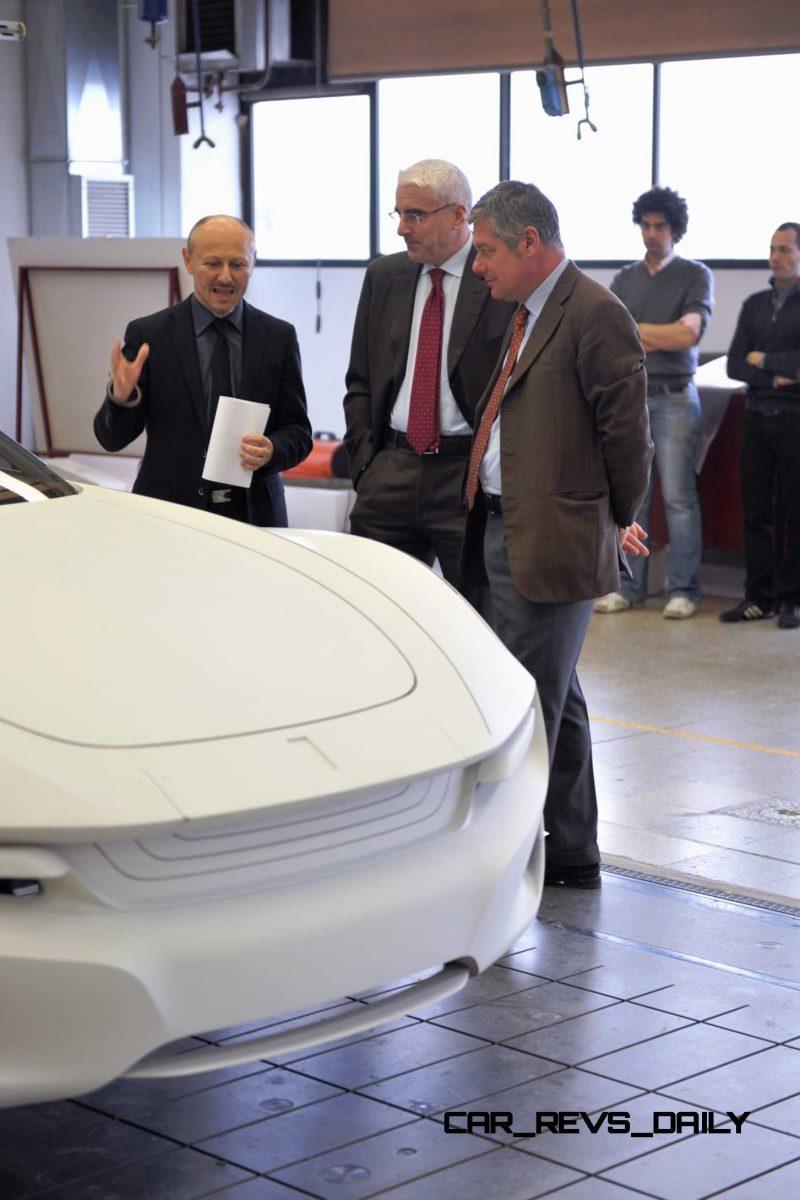 2012 Pininfarina Cambiano 47