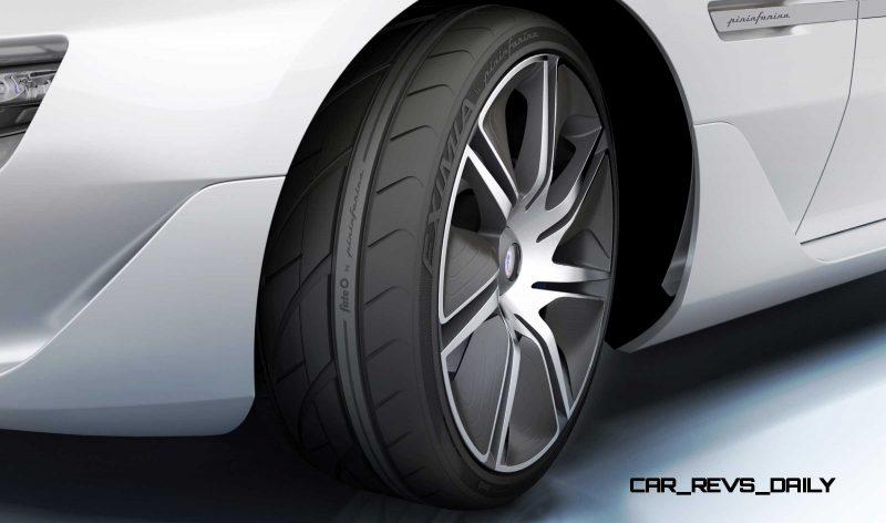 2012 Pininfarina Cambiano 56