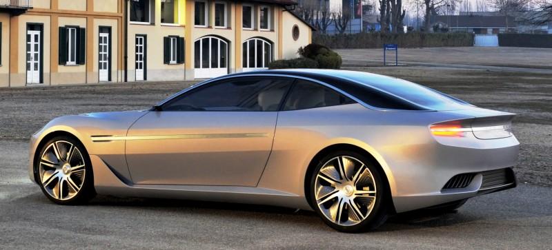 2012 Pininfarina Cambiano 57