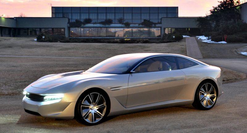 2012 Pininfarina Cambiano 60