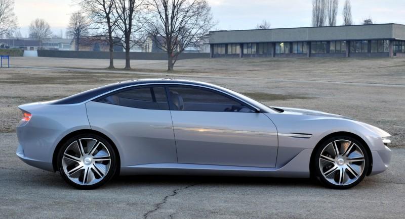 2012 Pininfarina Cambiano 61