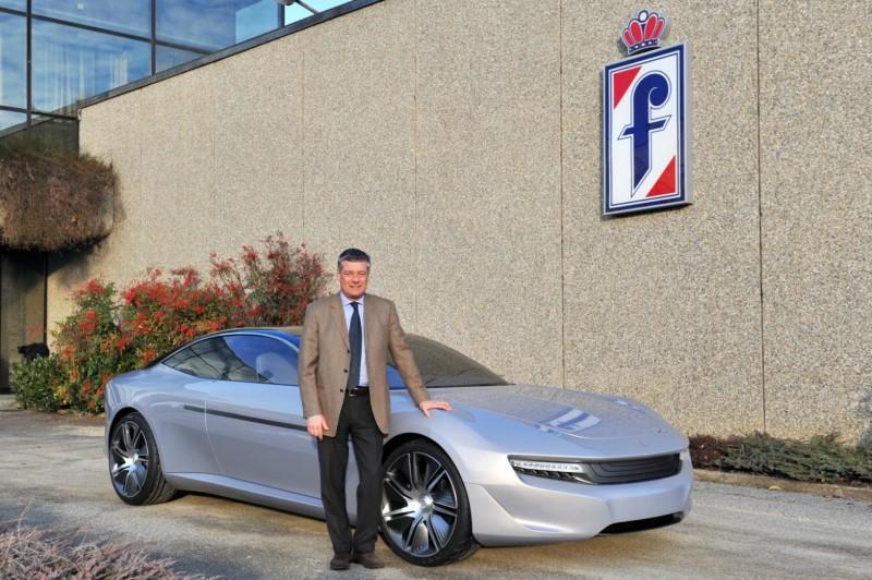 2012 Pininfarina Cambiano 69