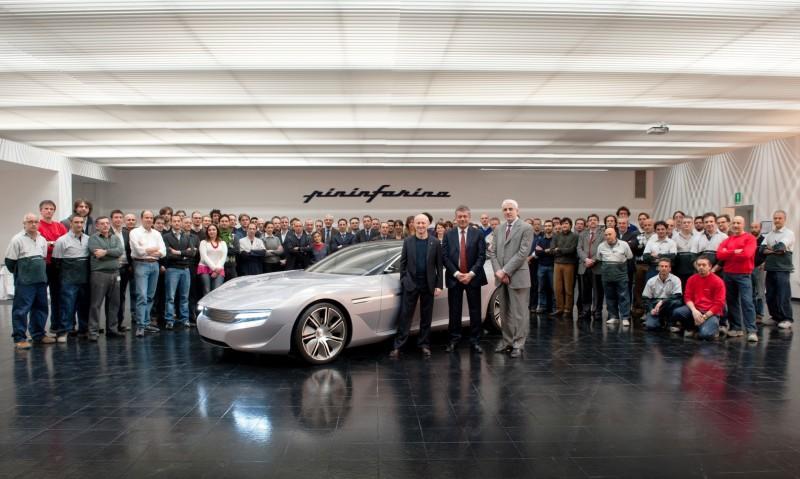 2012 Pininfarina Cambiano 72