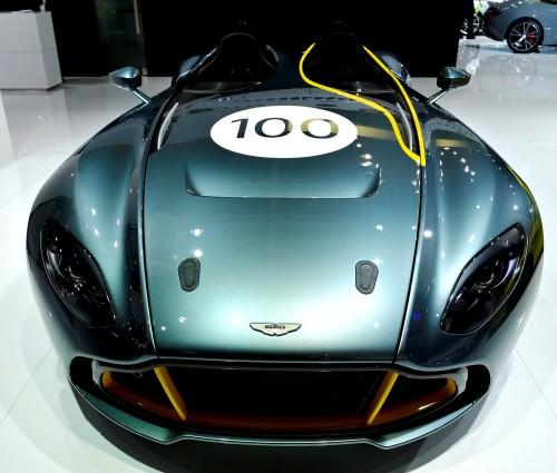 2013 Aston Martin CC100 Speedster 1