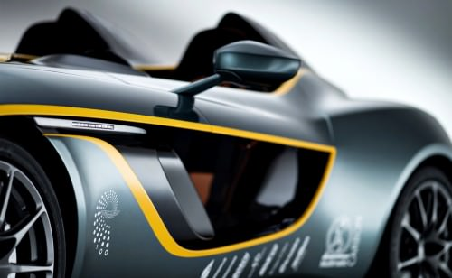 2013 Aston Martin CC100 Speedster 17