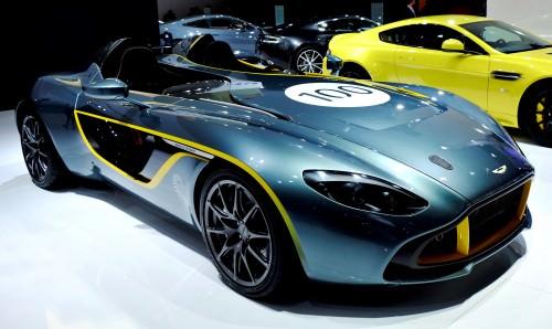 2013 Aston Martin CC100 Speedster 2