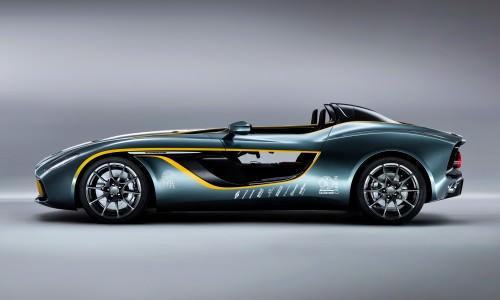 2013 Aston Martin CC100 Speedster 32