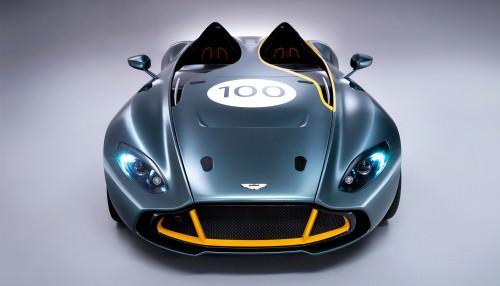 2013 Aston Martin CC100 Speedster 35