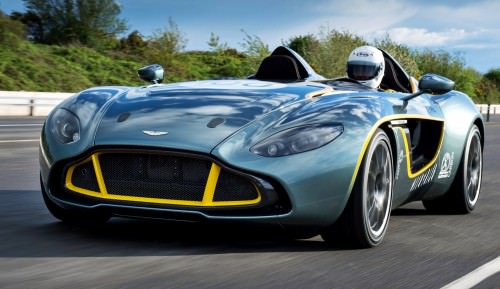 2013 Aston Martin CC100 Speedster 36