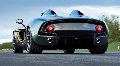 2013 Aston Martin CC100 Speedster 38