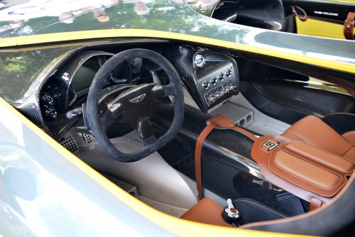 2013 Aston Martin CC100 Speedster 42