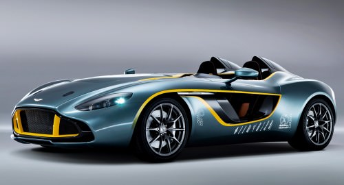 2013 Aston Martin CC100 Speedster 6