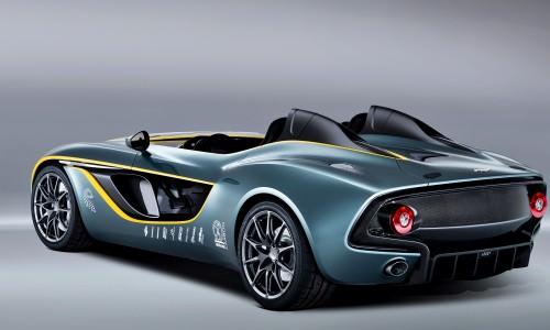 2013 Aston Martin CC100 Speedster 7