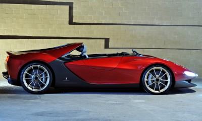 2013 Pininfarina Sergio 16