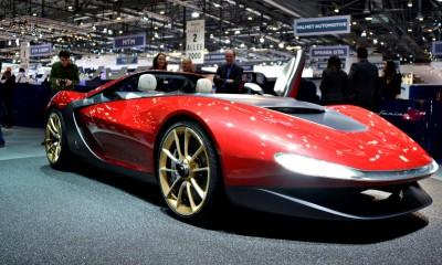 2013 Pininfarina Sergio 6