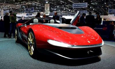 2013 Pininfarina Sergio 7