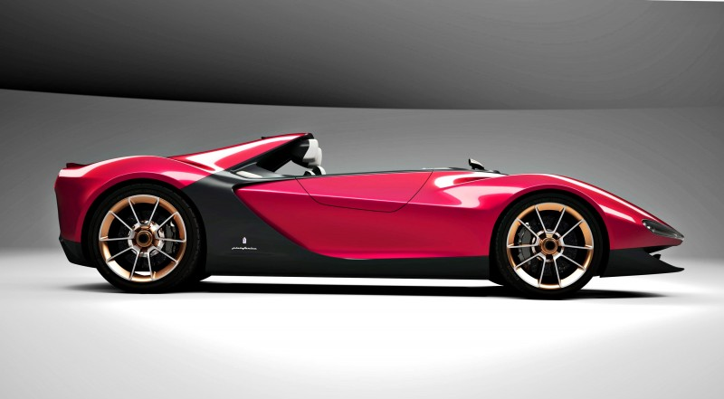 2013 Pininfarina Sergio Concept 1
