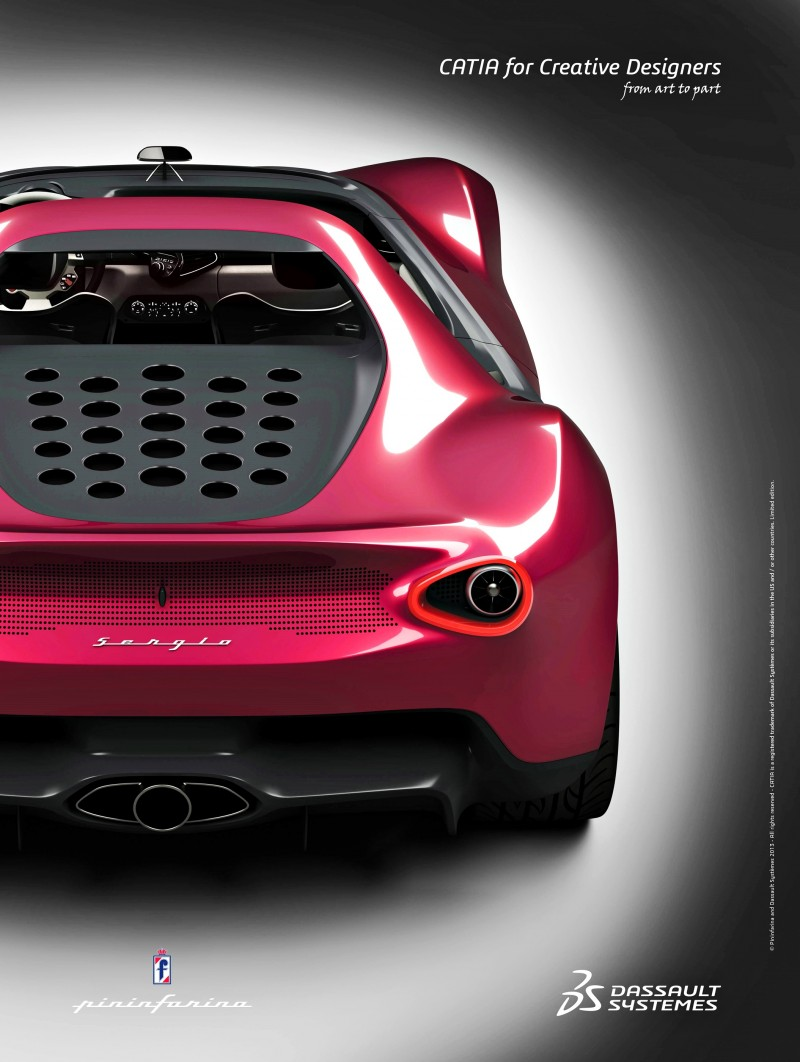 2013 Pininfarina Sergio Concept 10