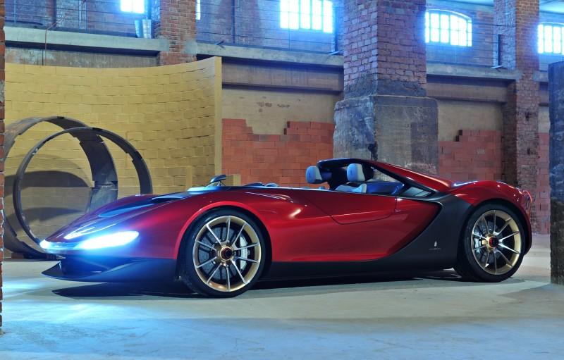 2013 Pininfarina Sergio Concept 11
