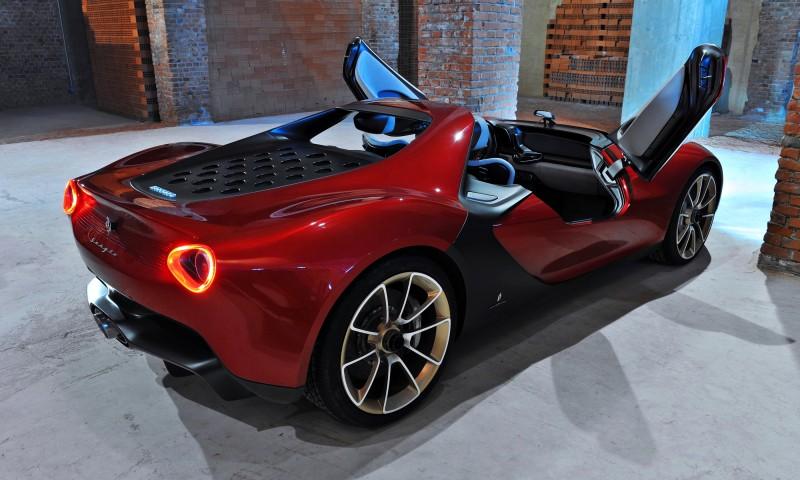 2013 Pininfarina Sergio Concept 13