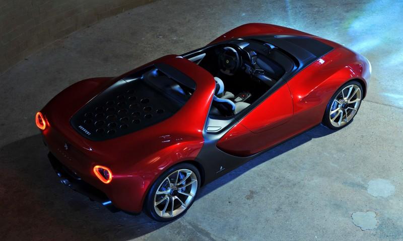 2013 Pininfarina Sergio Concept 14