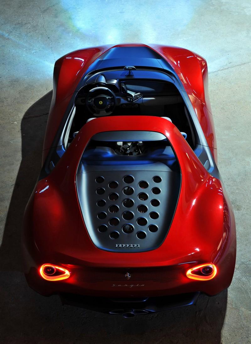 2013 Pininfarina Sergio Concept 15