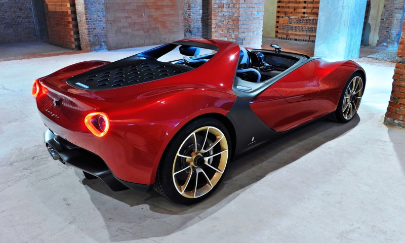 2013 Pininfarina Sergio Concept 16