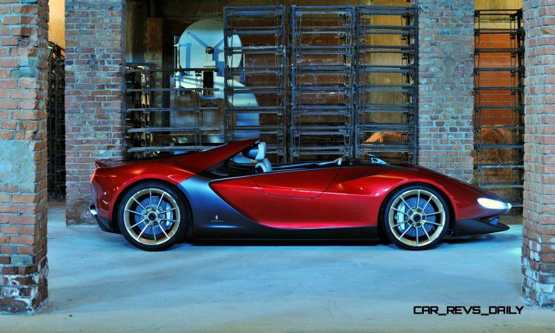 2013 Pininfarina Sergio Concept 17