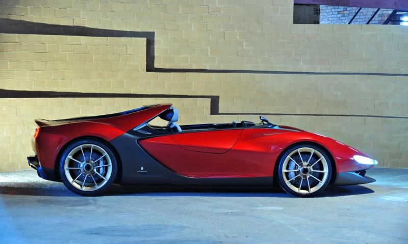 2013 Pininfarina Sergio Concept 18